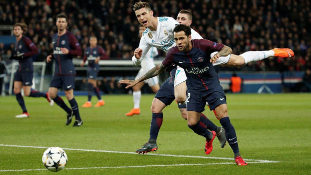 Dani Alves explica por qué el PSG perdió ante el Real Madrid