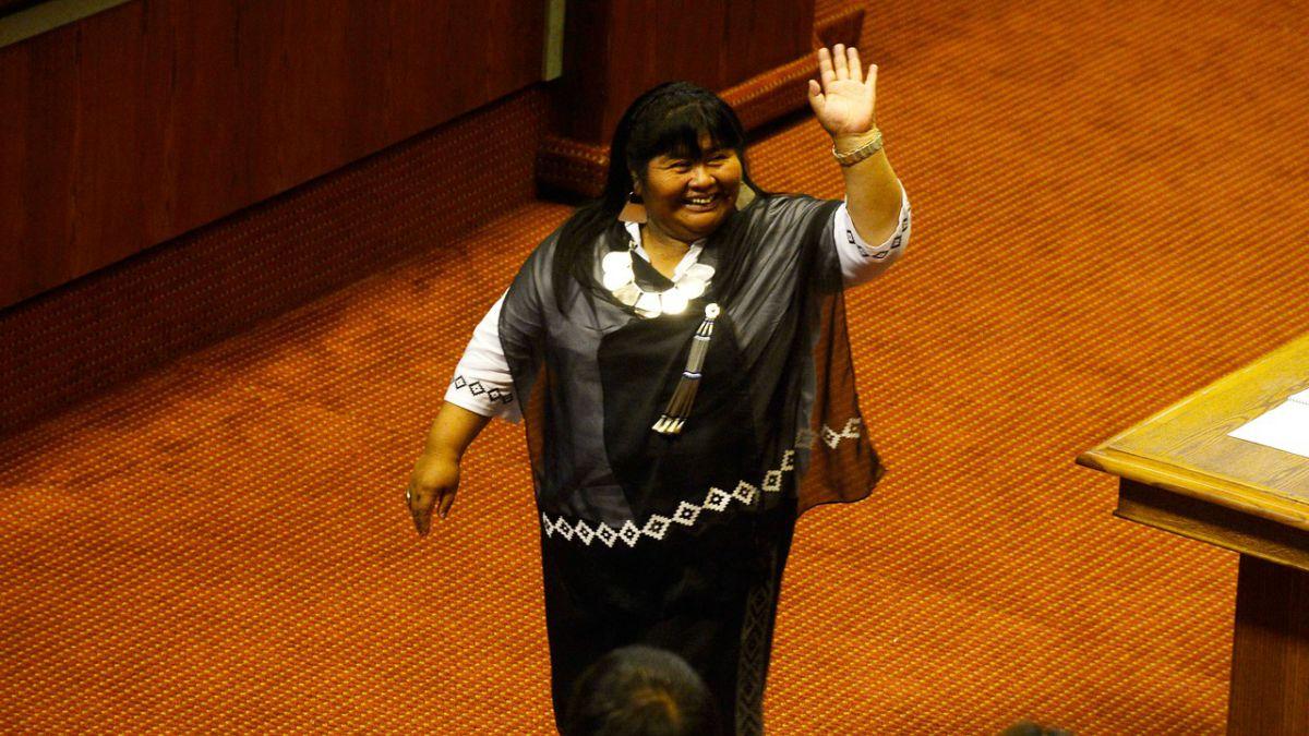Día histórico en el Congreso: asumen las primeras dos diputadas mapuche