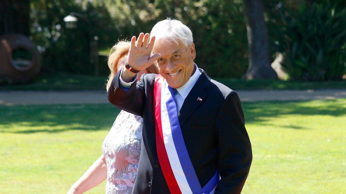 Piñera asume como nuevo Presidente de Chile