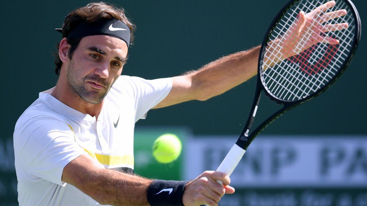 Federer recupera sin jugar el trono de la ATP tras derrota de Nadal