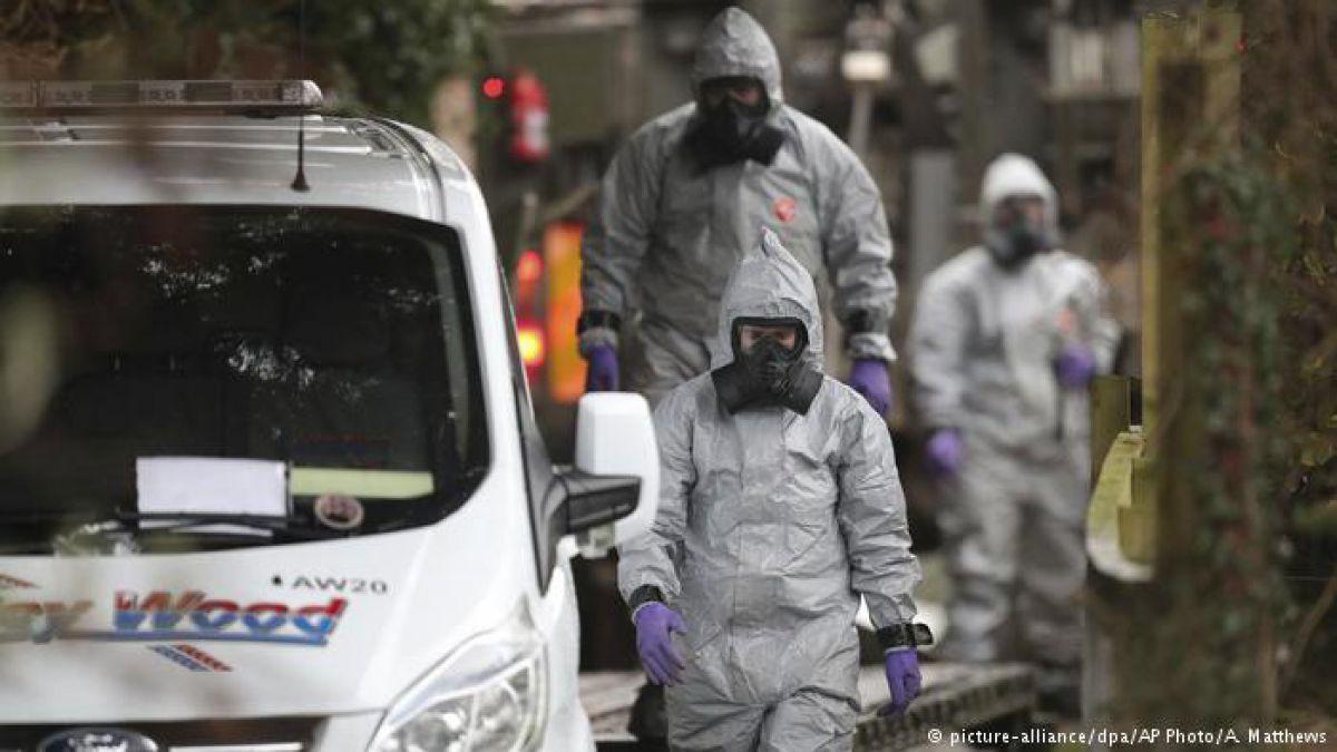Rusia pide la sustancia con la que el exespía fue envenenado