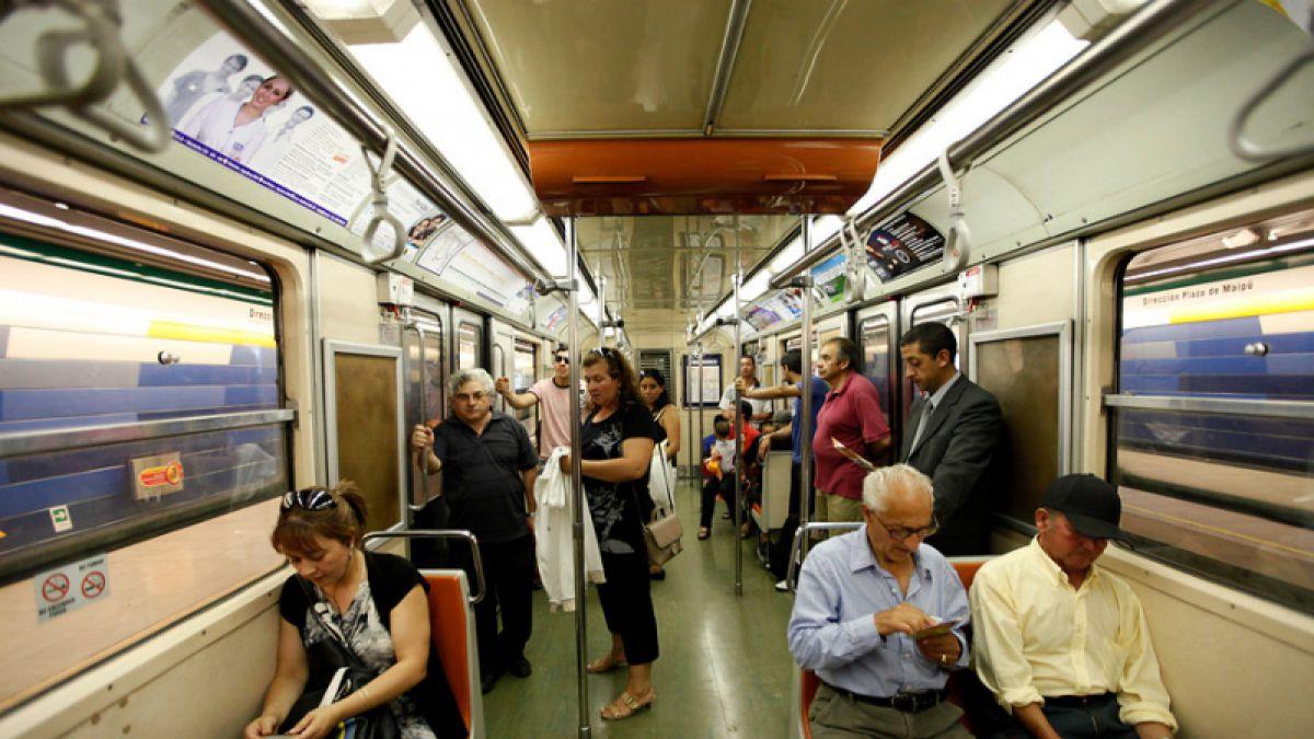 Louis de Grange asume como nuevo presidente del directorio de Metro