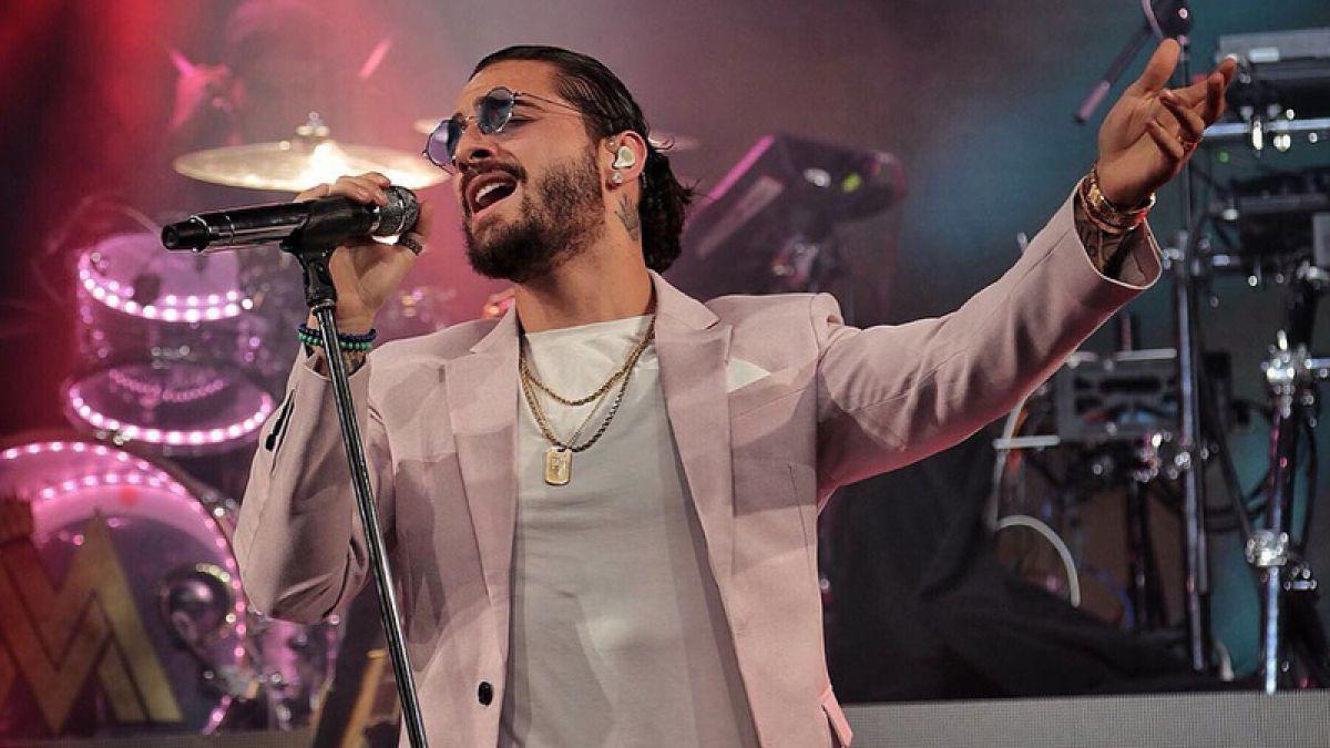 Maluma cancela todos sus conciertos en Chile