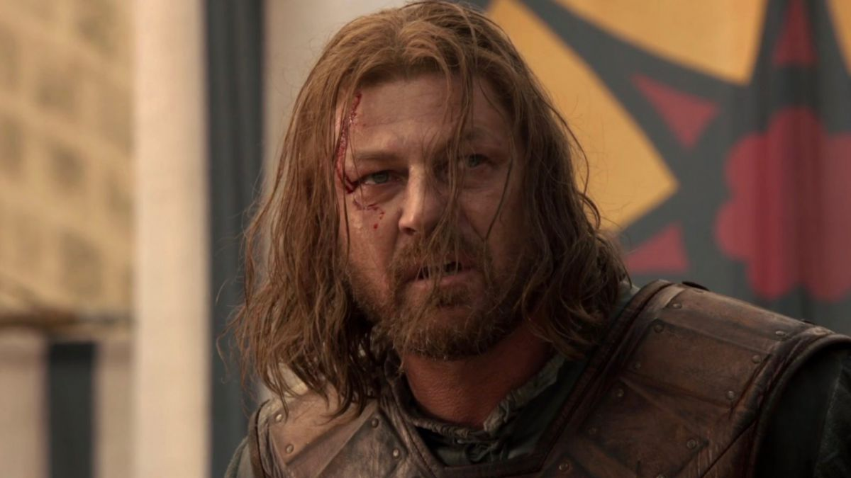 Sean Bean revela las últimas palabras de Ned Stark — Game of Thrones