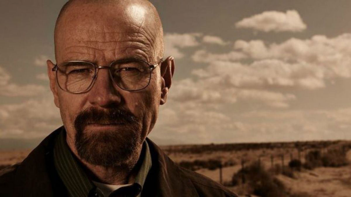 Breaking Bad es una de las series nombradas en este libro recopilatorio