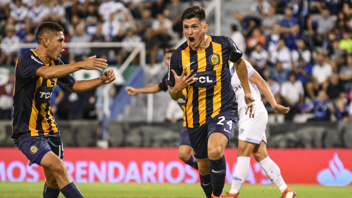 [VIDEO] El golazo de Alfonso Parot que le dio el triunfo a Rosario Central en la Superliga argentina