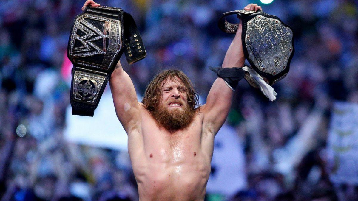 WWE anuncia el retorno de Daniel Bryan a los cuadriláteros