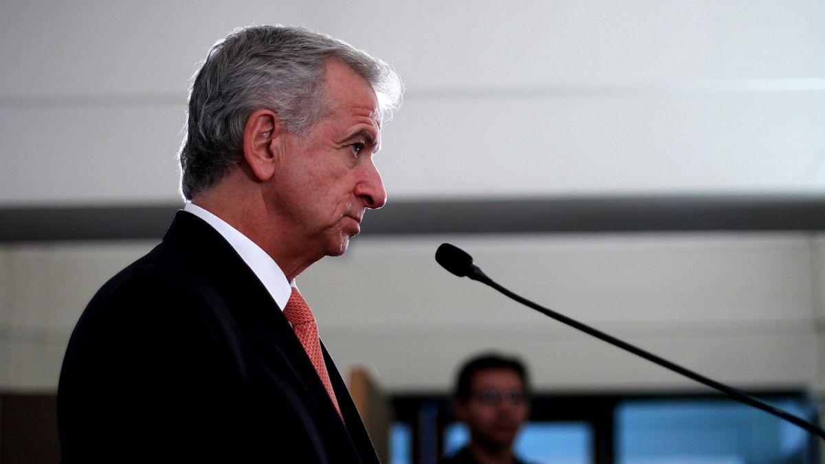 Larraín vincula mejoría en proyecciones del IPoM con la llegada del gobierno de Piñera