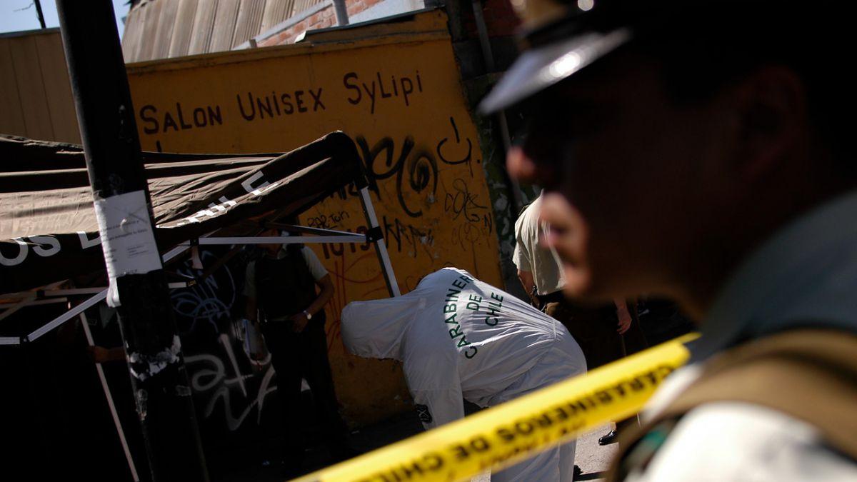 Encuentran cuerpo descuartizado de mujer en La Pintana