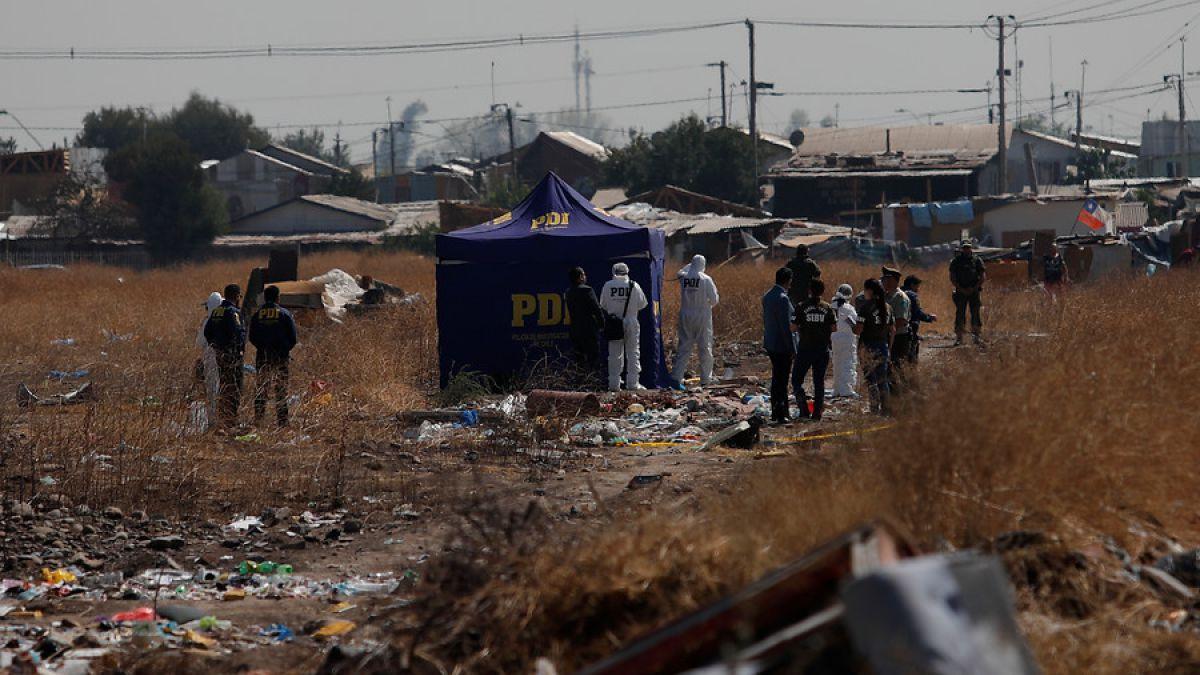 Encuentran cuerpo en La Pintana: Persona tenía los ojos vendados