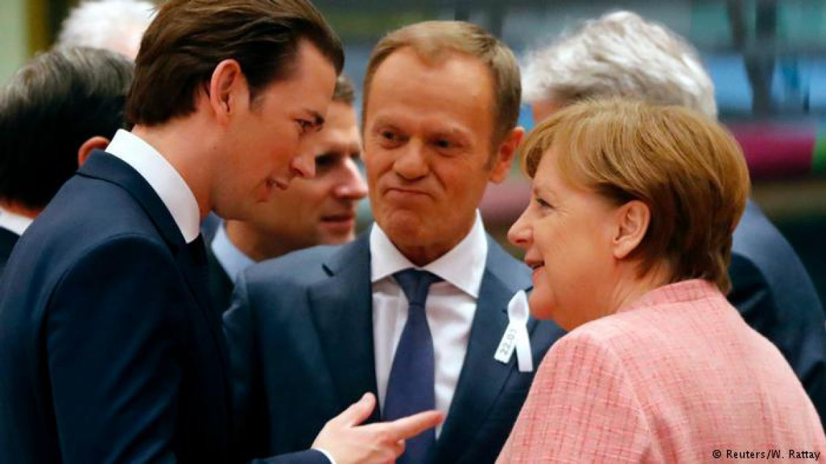 Líderes de la UE llaman a cerrar acuerdos con México y Mercosur