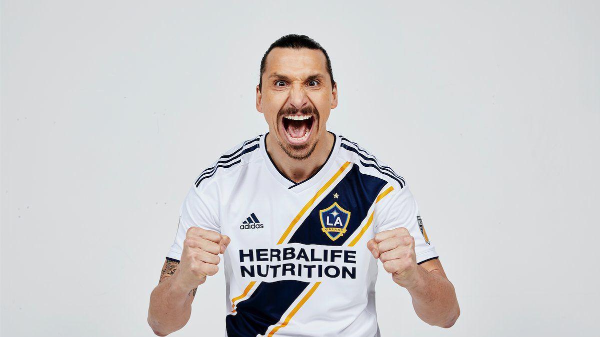 El ególatra mensaje con el que Zlatan Ibrahimovic anuncia su llegada a Los Angeles Galaxy