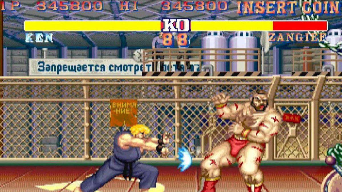 Street Fighter tendrá una serie de televisión