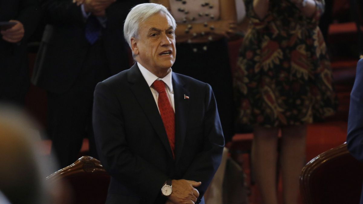 [VIDEO] Presidente Piñera anuncia auditoría en forma inmediata al Sename
