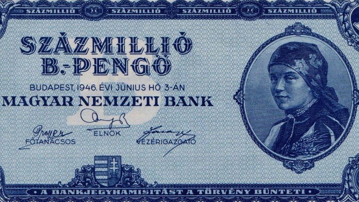 Los 5 billetes que han tenido más ceros en la historia (y que al final no valían nada)