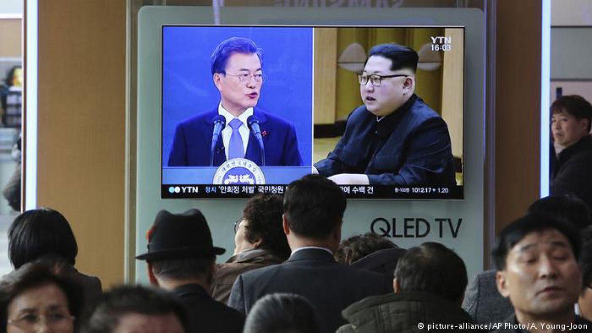 Después de once años se reunirán las dos Coreas
