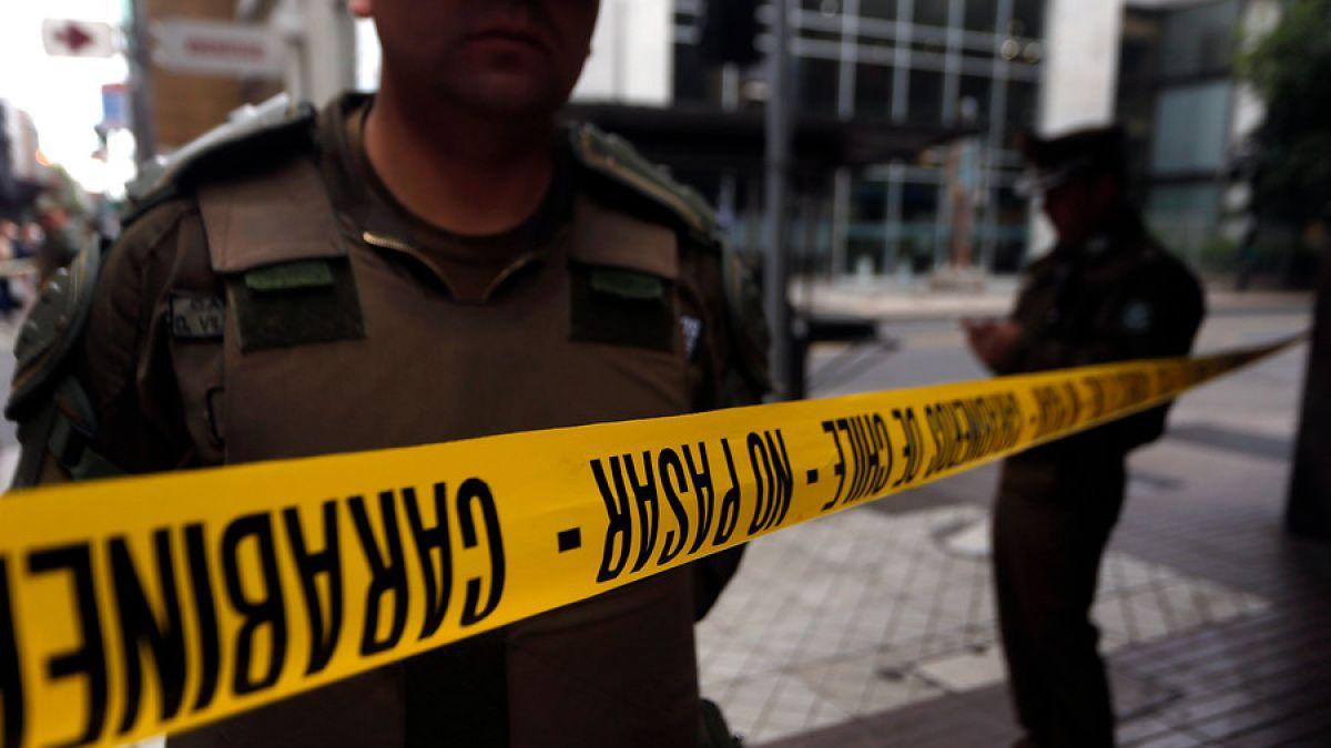 Balacera tras asalto a tienda de Mall de Quilín: Un delincuente resultó herido