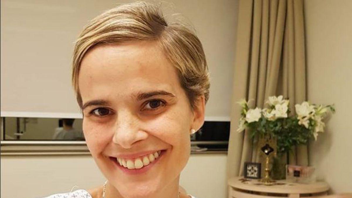 """Javiera Suárez no se rinde ante el cáncer: """"Necesito un milagro para sanarme"""""""