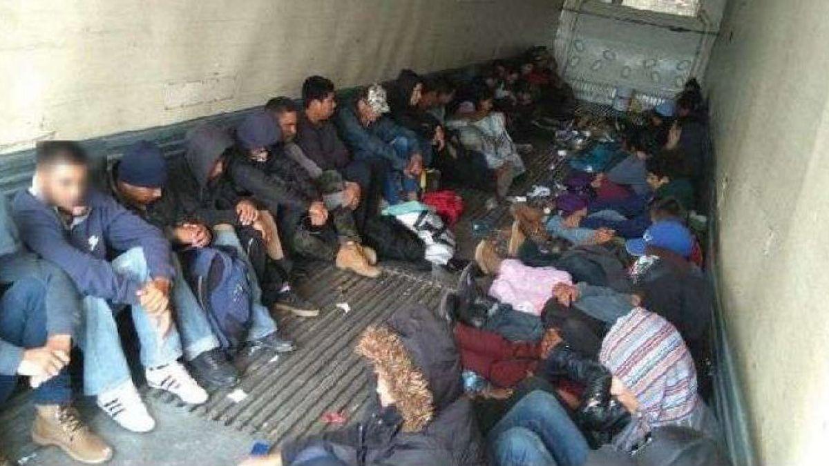 Resultado de imagen para hacinamiento migrantes
