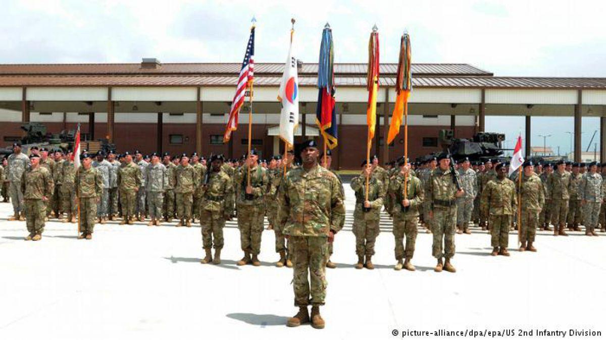 Ejércitos de Corea del Sur y EU ya entrenan