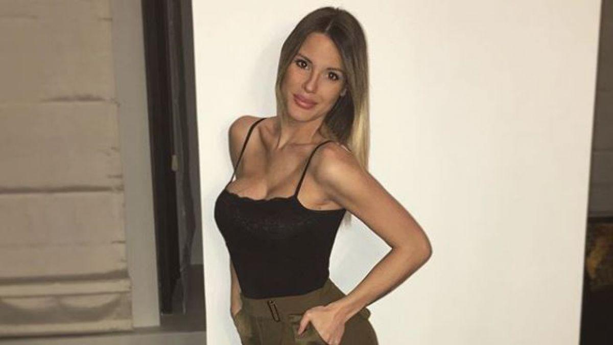 Celia Lora posa desnuda en Instagram