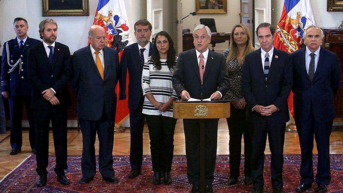Cadem: Piñera alcanza 58% de aprobación y supera mejor índice de Bachelet