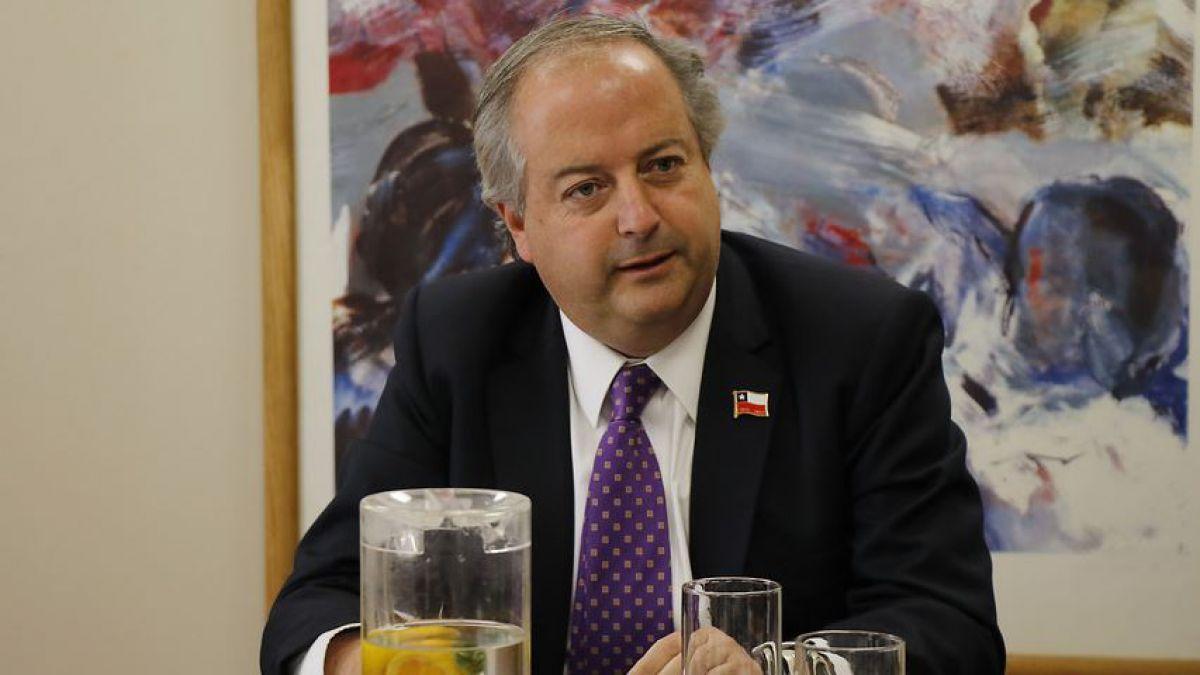 Monckeberg afirma que la nueva reforma de pensiones corregirá cosas malas de propuesta de Bachelet