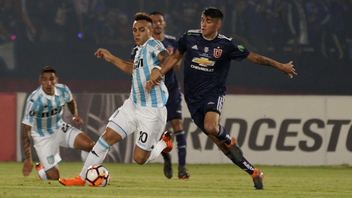[Minuto a Minuto] Universidad de Chile empató con Racing por la Copa Libertadores