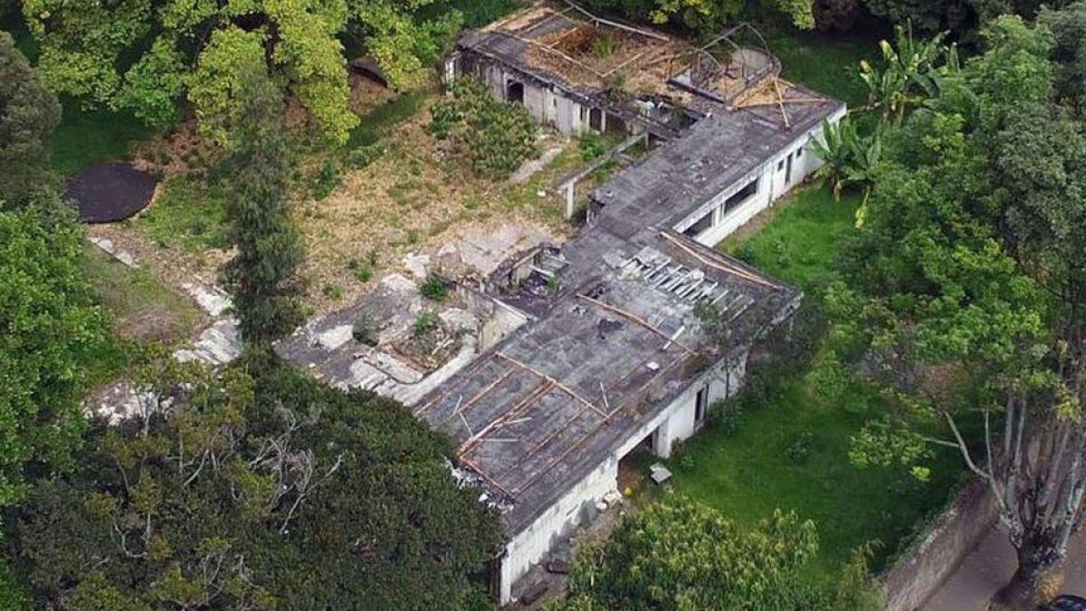 La antigua mansión de un excapo del Cartel de Medellín que China convertirá en embajada