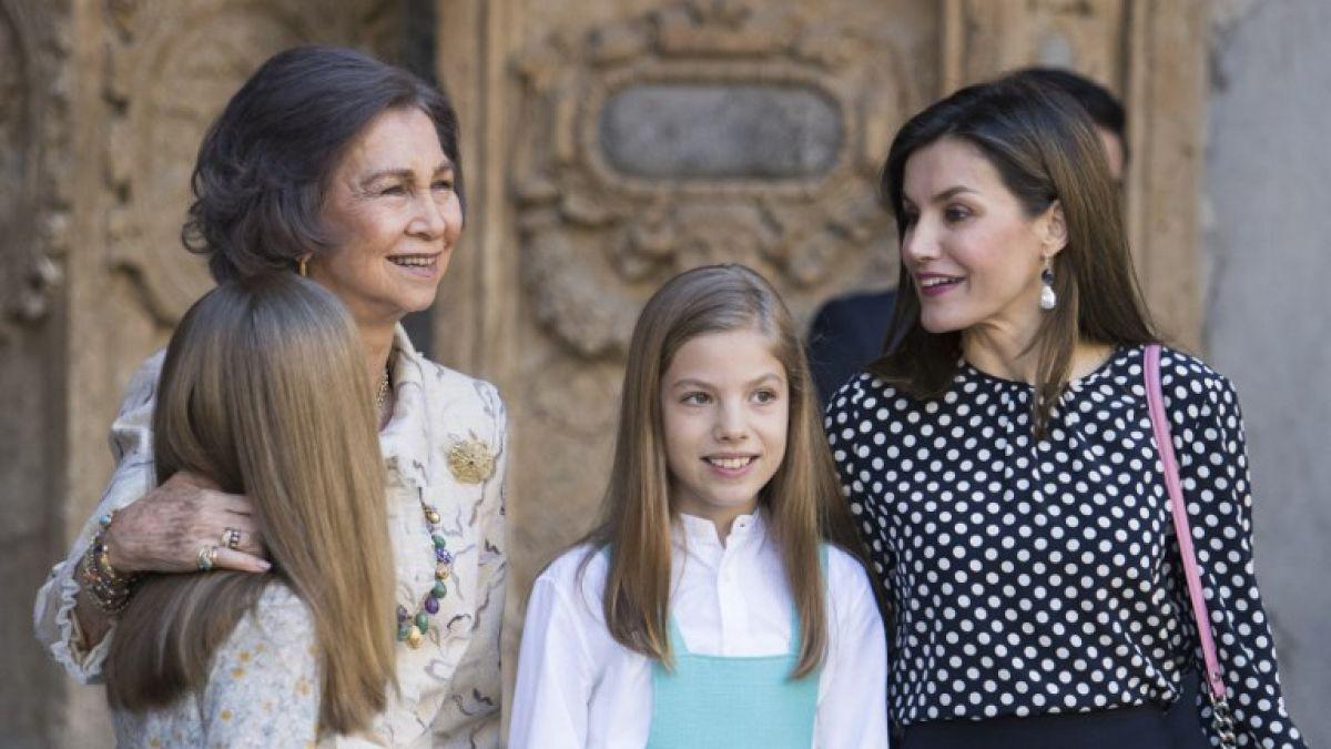 Las estrictas reglas que la Reina Letizia de España impone a sus hijas