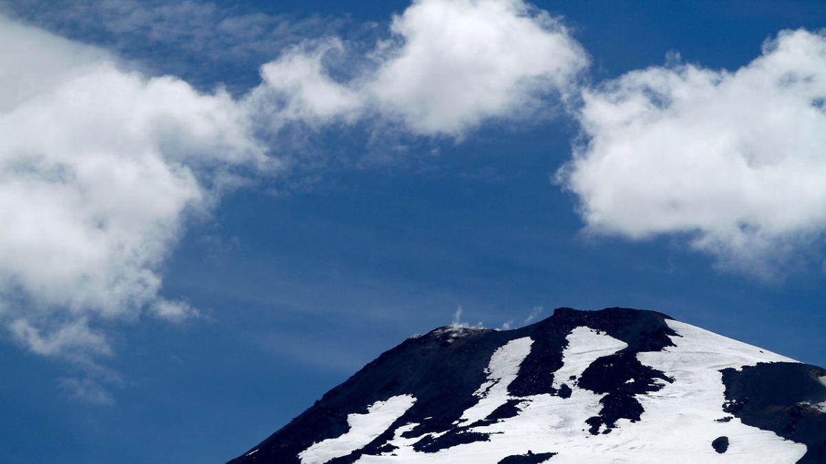 Nevados de Chillán registra nuevo sismo asociado a evento explosivo
