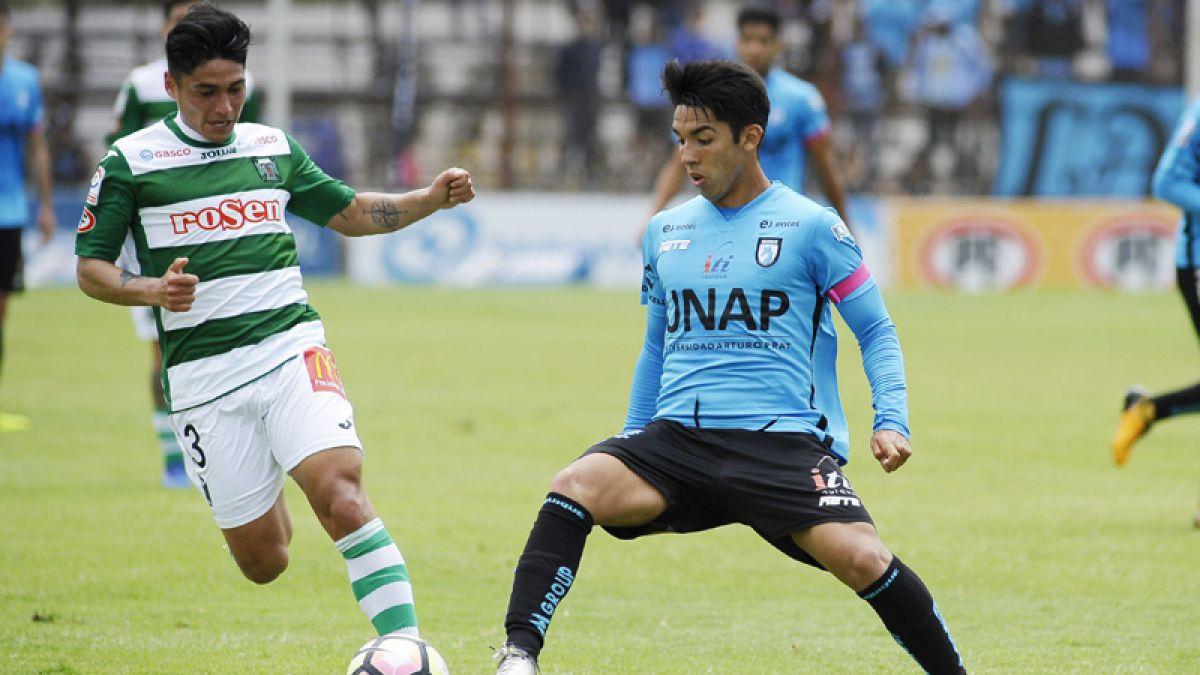 Participación de Deportes Temuco está en peligro — Copa Sudamericana