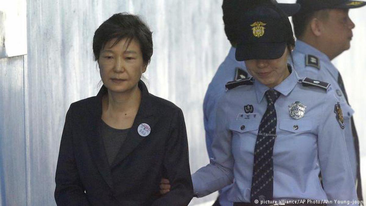 Este viernes se conocerá el veredicto contra expresidenta surcoreana acusada de corrupción