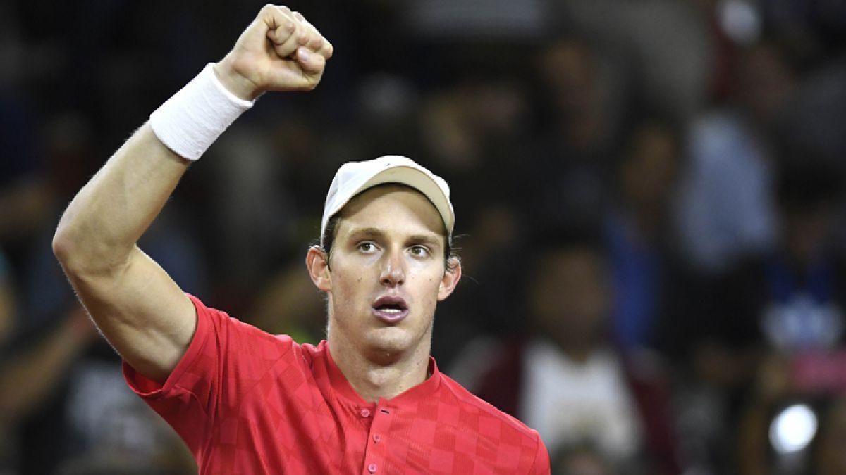 Nicolás Jarry logró triunfo y avanzó a tercera ronda de dobles en Wimbledon