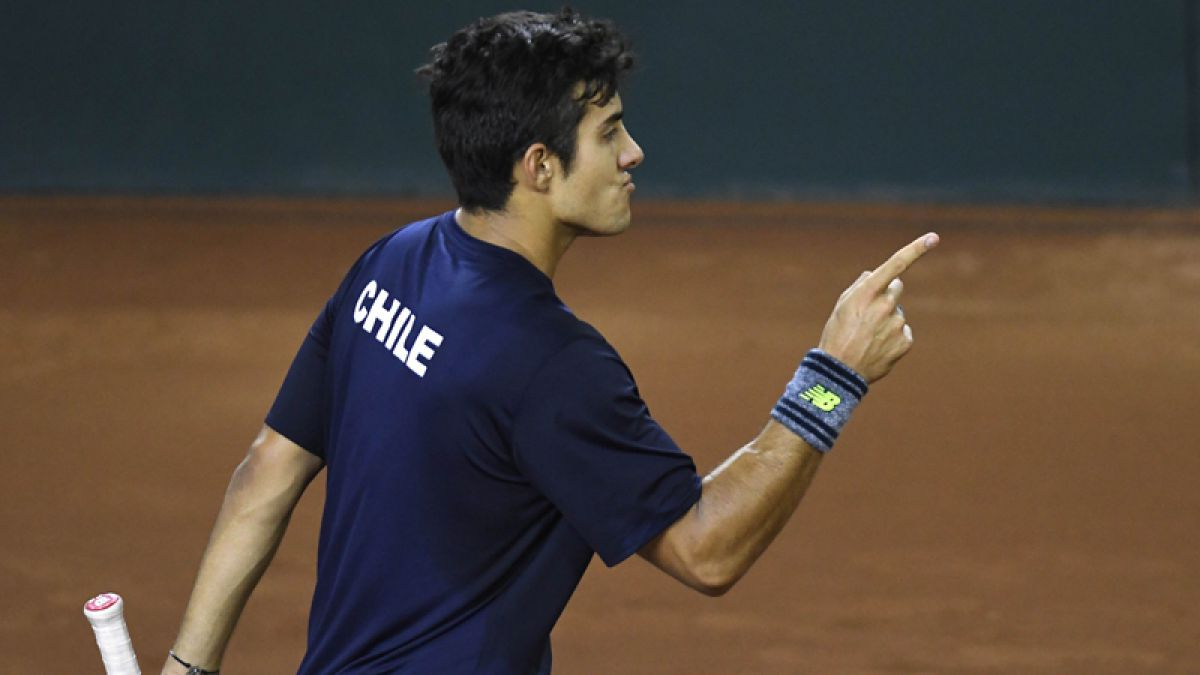 [Juego a Juego] Garín cayó ante Pella en la definición de serie de Copa Davis