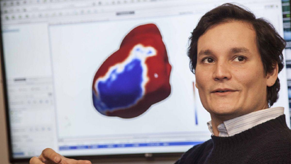 Seleccionan a ingeniero chileno entre los 50 mejores científicos del mundo sub 40