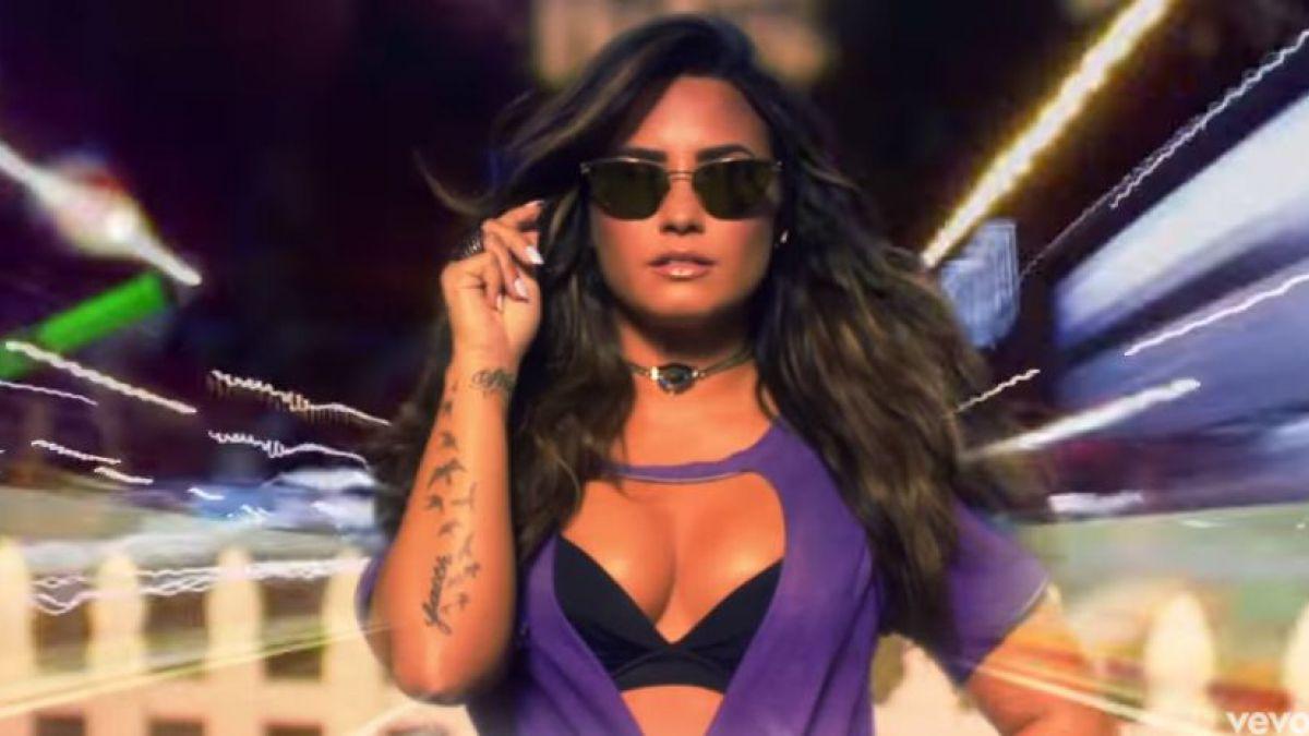 Demi Lovato insinúa que sufrió abusos