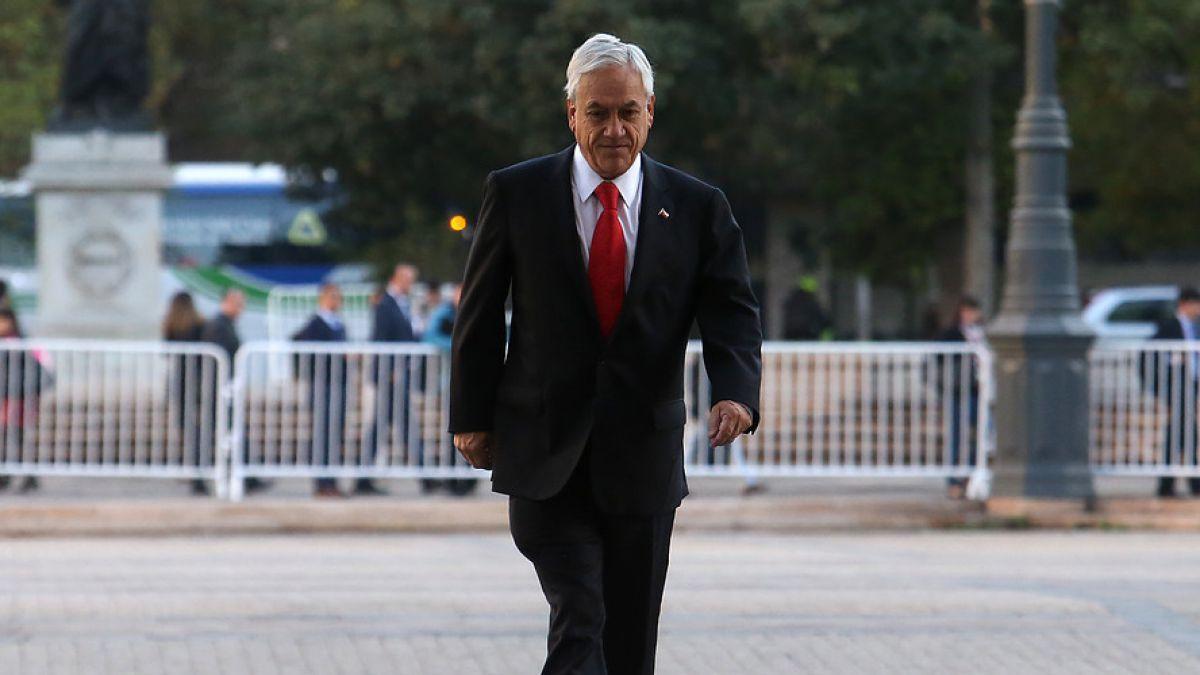 Cadem: Piñera llega a un 60% de aprobación en semana marcada por anuncios migratorios