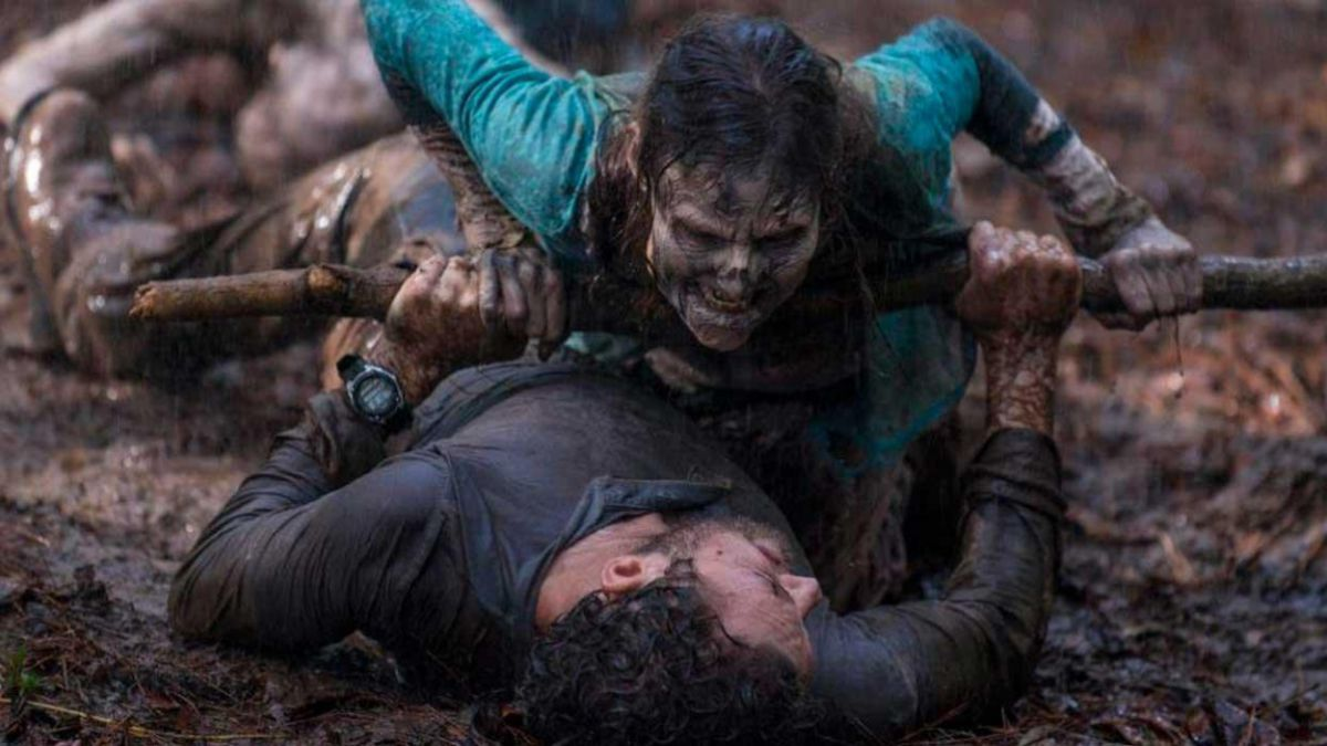 Un zombi veterano llega a Fear The walking dead