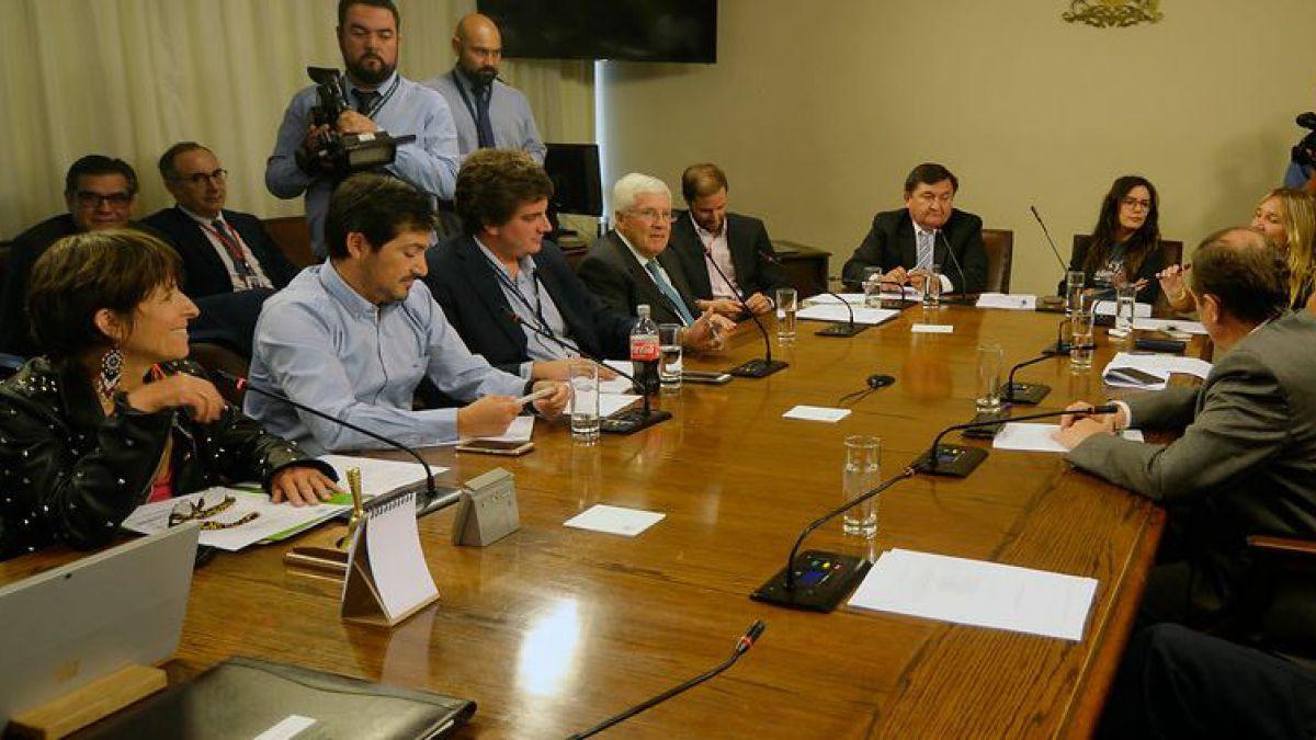 Diputada Rojas logra acuerdo transversal para crear comisión investigadora del CAE