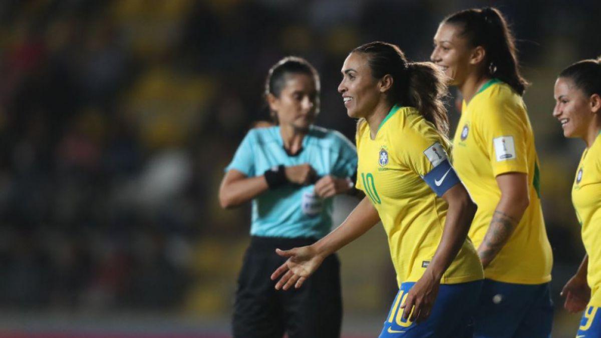 Copa América Femenina: Venezuela goleó a Bolivia por 8-0
