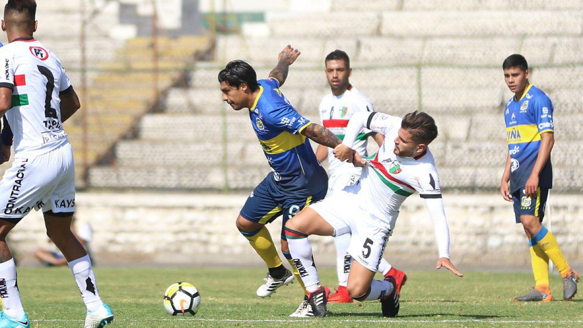 Palestino vuelve al triunfo tras superar a Everton y lo deja cerca de puestos de descenso