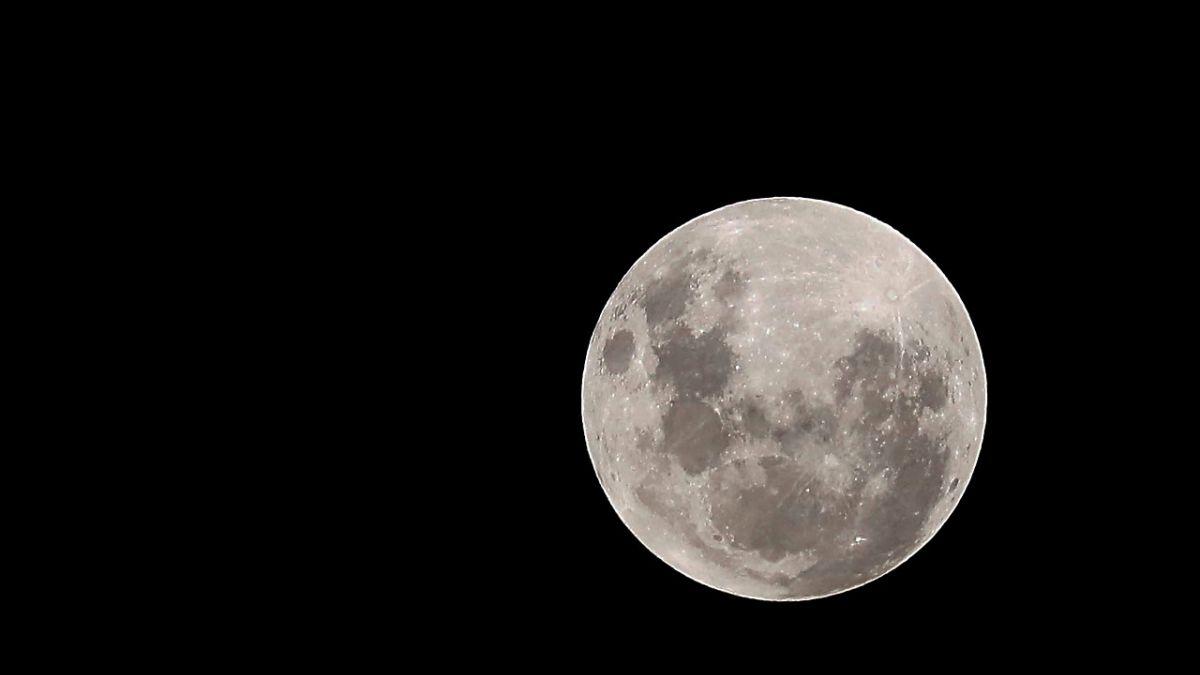 El tour de la NASA que muestra a la Luna en 4K