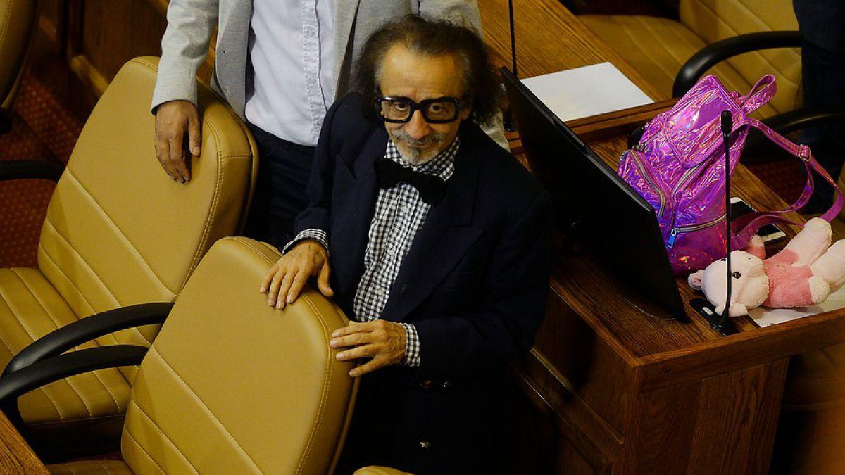 La razón detrás del elegante look de Florcita Motuda en la Cámara de Diputados
