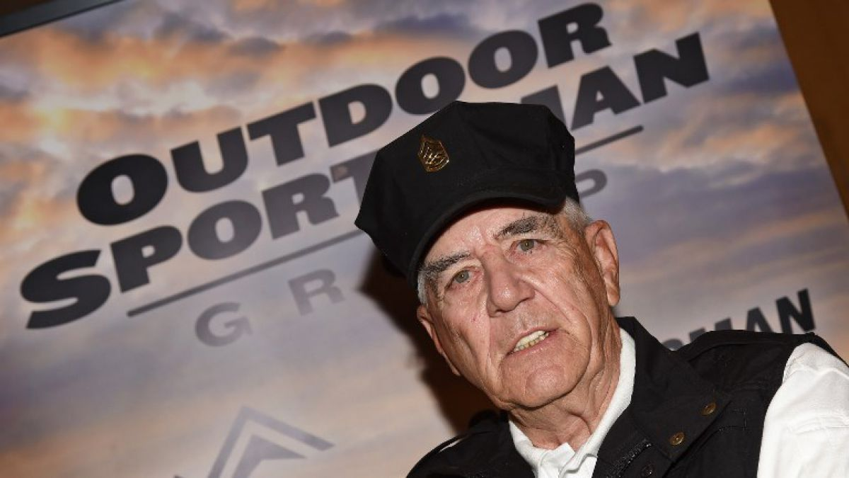 Muere R. Lee Ermey, el sargento de 'Fullmetal Jacket'