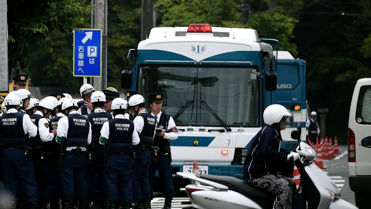 Despliegan más de mil policías para atrapar a un ladrón en Japón