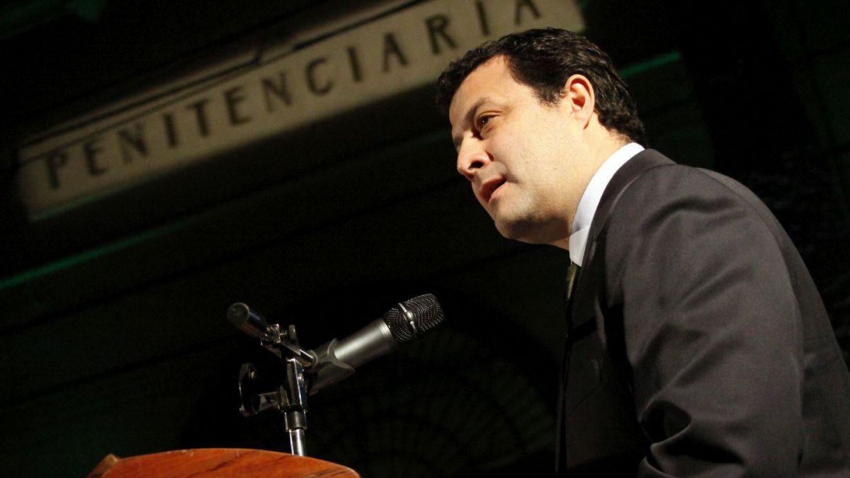 Luis Mafesrrer es el nuevo jefe de la Agencia Nacional de Inteligencia