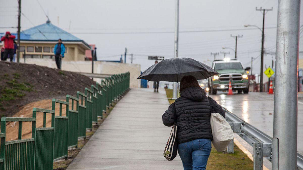 ¿Cuánta lluvia caerá en el período otoño-invierno? Revisa el pronóstico por regiones