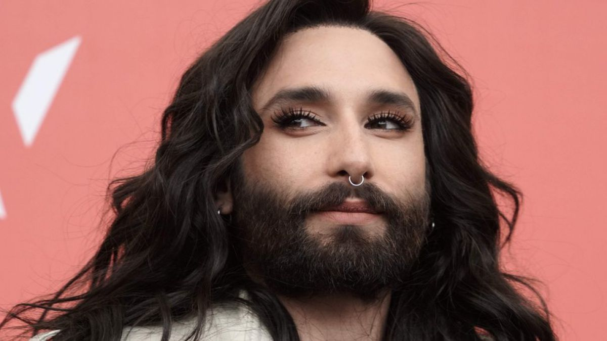 La cantante trans Conchita Wurst confiesa que tiene el virus del VIH