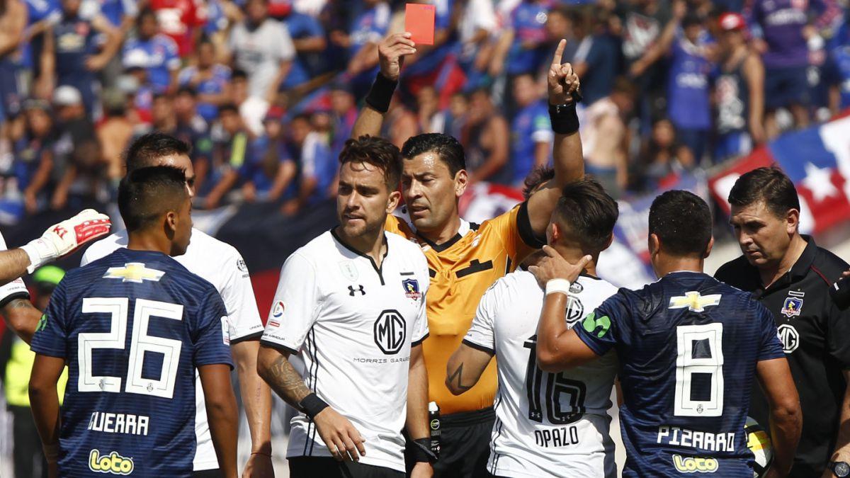 El informe del árbitro explicando las expulsiones del polémico Superclásico